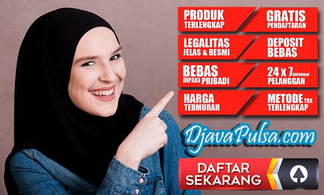 Java Pulsa, Java Pay, Djava Pulsa